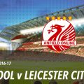 LFC v Leicester City at Anfield