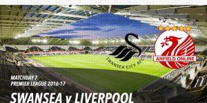 Swansea v Liverpool