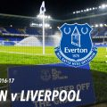 Everton v Liverpool Merseyside Derby