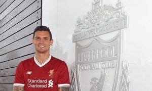 Lovren contract extension Anfield