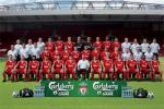 LFC Squad Wallpaper 2008/09