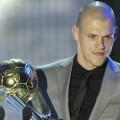 Another day - another trophy for Martin Skrtel