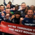 Oldham beat Liverpool in the FA Cup 4th Round