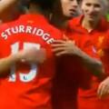 Sturridge scores his debut Liverpool goal
