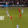 Gerrard scores against Man City