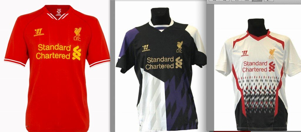 Liverpool FC kits for 2013-14 revealed online - Anfield Online ceb1622a9