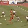 Steven Gerrard scores against Thailand