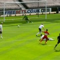 Jordan Ibe scores for Liverpool against Preston North End