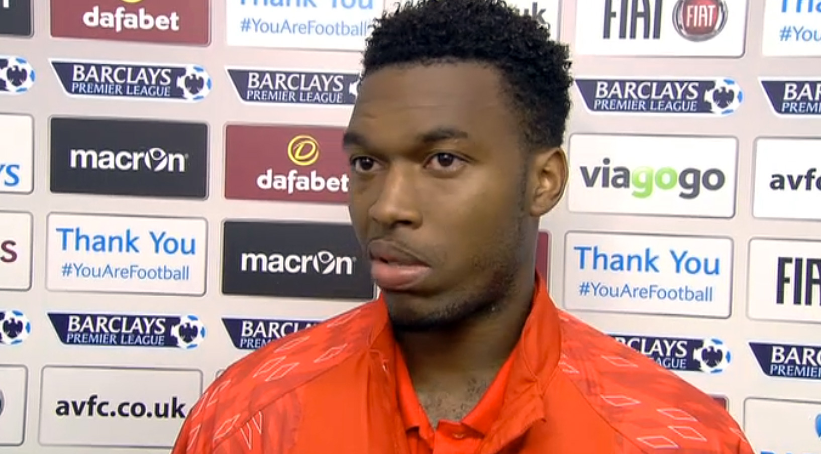 Daniel Sturridge Interview