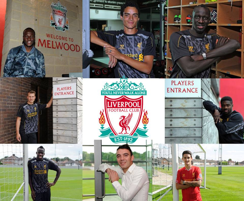 Liverpool FC: Transfers In and Out in the Summer of 2013