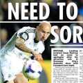 The South Wales evening post on Jonjo Shelvey
