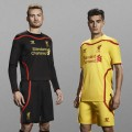 New Liverpool Kit - Away 2014-15