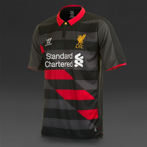 release date: 04918 f182f NEW LFC KIT: It's the new Liverpool Third Kit for 2014-15 ...