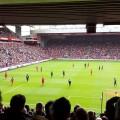 LFC 2-1 Southampton, Anfield, August 2014