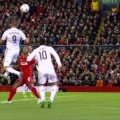 Benzema makes it 2-0 against Liverpool