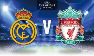 Real Madrid 1-0 LFC