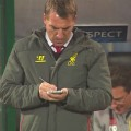 Brendan Rodgers v Ludogorets
