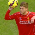 Alberto Moreno returns to the starting XI
