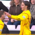 Markovic scores his first Premier League goal for Liverpool against Sunderland