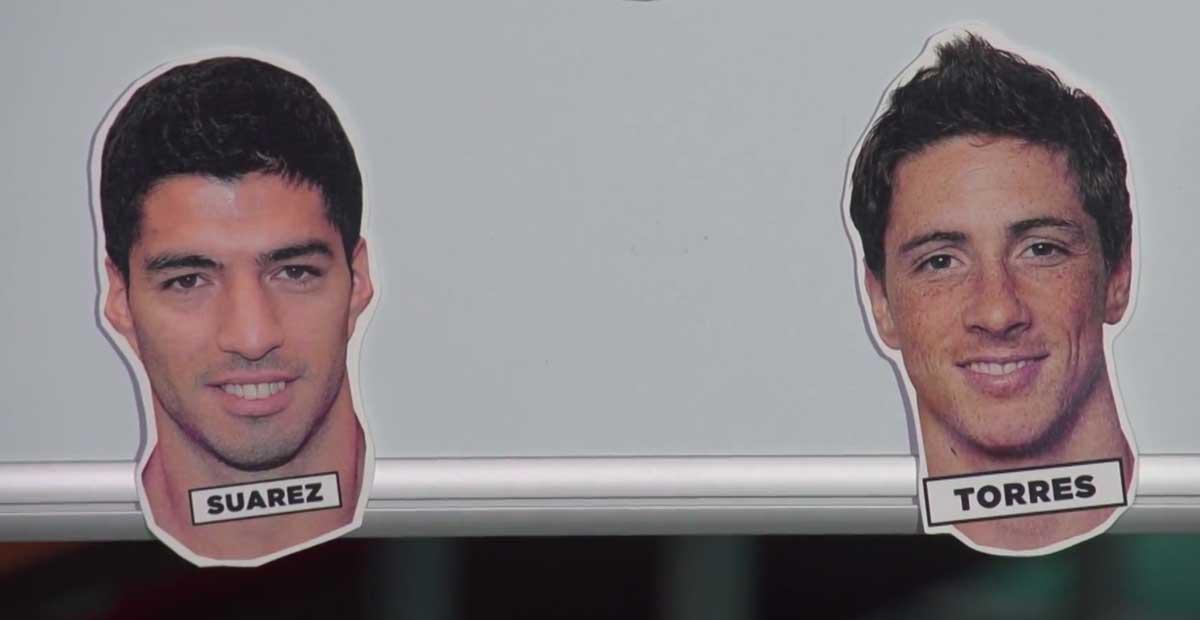Suarez and Torres