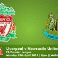 Liverpool v Newcastle United