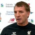 Brendan Rodgers Pre-Stoke Press Conference