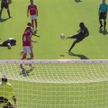 Benteke scores for Liverpool against Swindon Town
