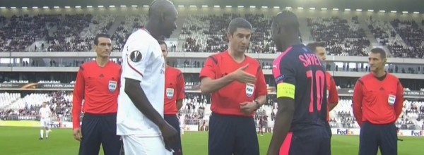 Mamadou Sakho captained LFC in his native France