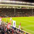 Evening kick off at Anfield