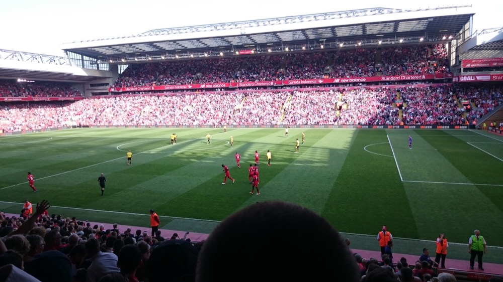 Liverpool 2-0 Watford - Anfield