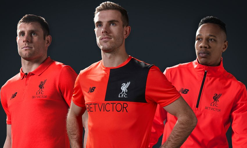Liverpool s new Training Kit range for 2016-17 - Anfield Online 93f9dc36f