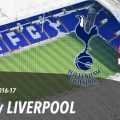 Spurs v Liverpool at White Hart Lane