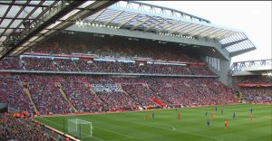 New Main Stand at Anfield