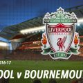 LIVE Liverpool v Bournemouth