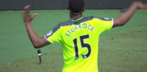 Sturridge scores against West Ham