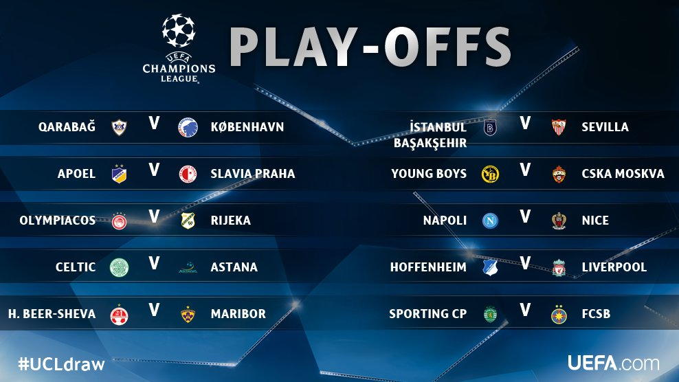 Champions League Playoffs 2021/16