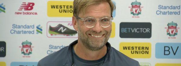 Klopp Crystal Palace and Coutinho debate