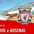 Liverpool v Arsenal Live 2017-18