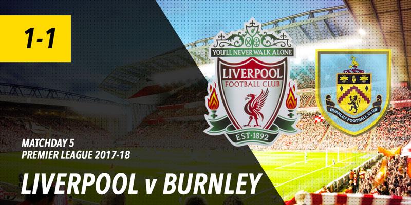 cb3d0f745 Liverpool 1-1 Burnley  We ll huff
