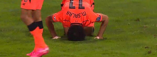 Mo Salah v Maribor