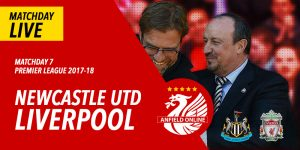 Newcastle United v Liverpool LIVE