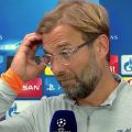Klopp Post Sevilla
