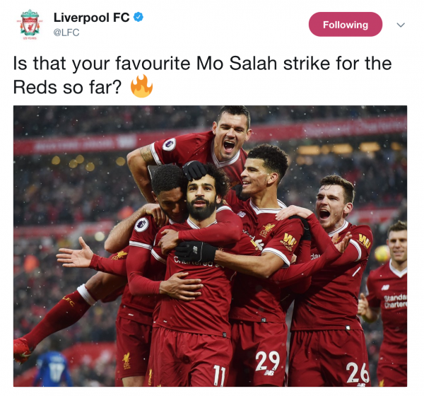 Mo Salah derby goal