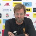 Klopp pre Huddersfield press conference