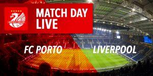 FC Porto v Liverpool live updates