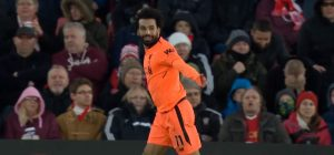 Salah makes it 29 goals