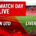 Man Utd v LFC Live