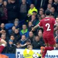 Ings and Clyne v Everton