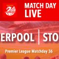 Liverpool v Stoke Live