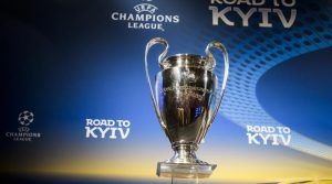 UEFA Champions League Final Real Madrid v Liverpool